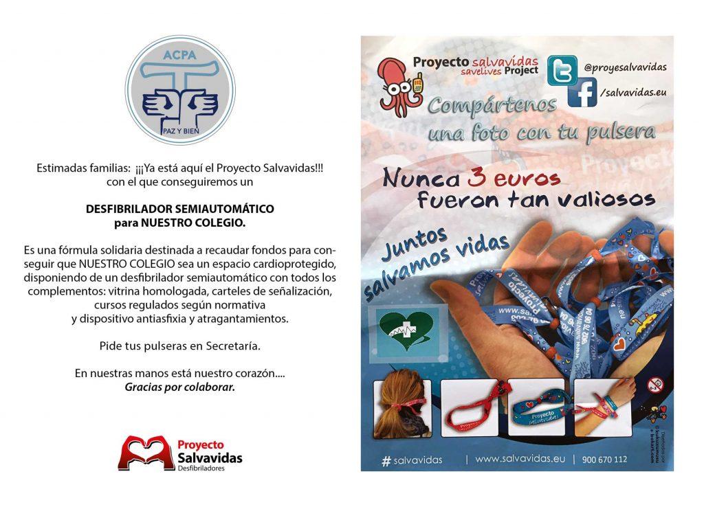 Proyecto Salvavidas | ACPA